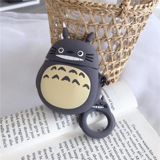 Totoro Premium AirPods Case Shock Proof Cover