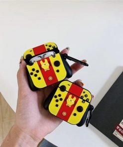 Iron Man 'Game Controller' Premium AirPods Case Shock Proof Cover