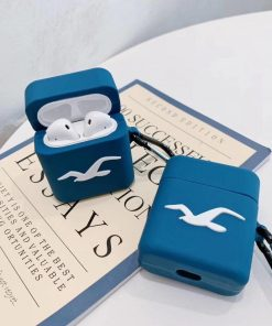Cute Hollister AirPods Case Shock Proof Cover