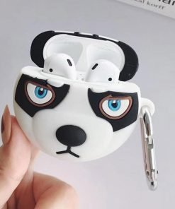 Cute Husky Dog Premium AirPods Case Shock Proof Cover