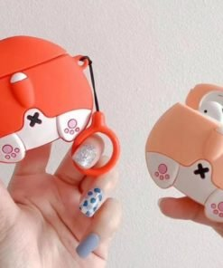 Cute Doggy Booty Premium AirPods Case Shock Proof Cover