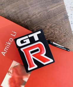 Nissan GTR Premium AirPods Case Shock Proof Cover