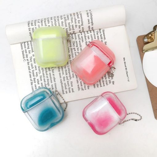 Neon Fluorescent AirPods Case Shock Proof Cover