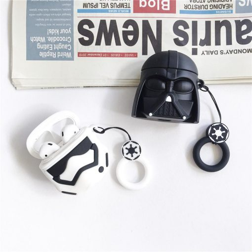 Star Wars 'First Order Storm Trooper' Premium AirPods Case Shock Proof Cover