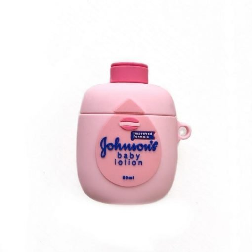 Cute Baby Oil Premium AirPods Case Shock Proof Cover