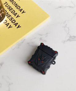 Transformers 'Dark Decepticon' Premium AirPods Case Shock Proof Cover