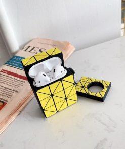 Rubik's Cube Premium AirPods Case Shock Proof Cover