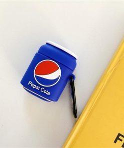 Pepsi Premium AirPods Case Shock Proof Cover