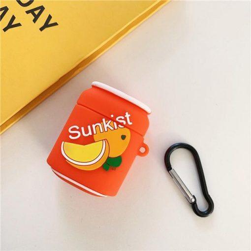Sunkist Premium AirPods Case Shock Proof Cover