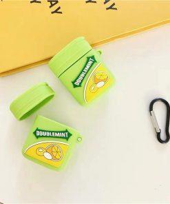 DoubleMint Gum Premium AirPods Case Shock Proof Covert