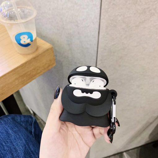 Cute Spooky Ghost Premium AirPods Case Shock Proof Cover