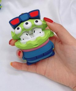 Toy Story 'Martian 3D Glasses' Premium AirPods Case Shock Proof Cover