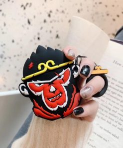 Dragon Ball Z 'Wukong Monkey King' Premium AirPods Case Shock Proof Cover