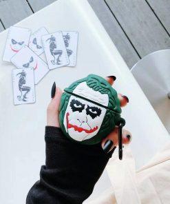Joker 'Batman | The Dark Knight' Premium AirPods Case Shock Proof Cover