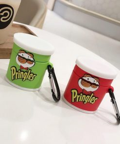 Pringles Can Premium AirPods Case Shock Proof Cover