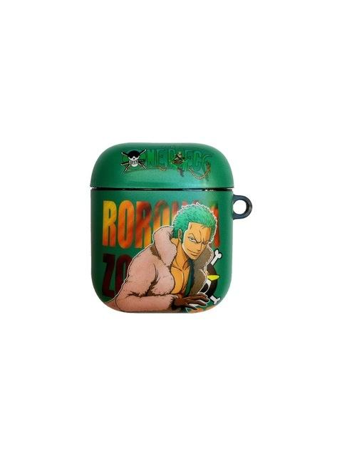 One Piece 'Roronoa Zoro' AirPods Case Shock Proof Cover