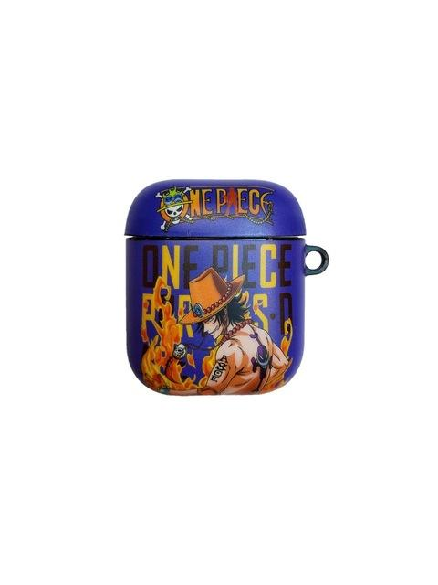 One Piece 'Cowboy Luffy' AirPods Case Shock Proof Cover
