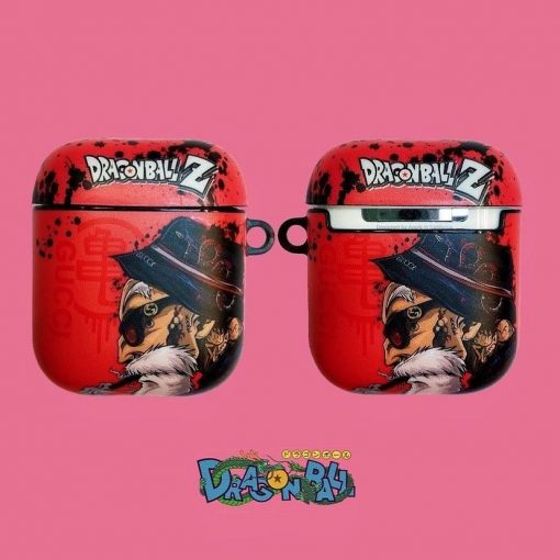 Dragon Ball Z   DBZ 'Master Roshi' AirPods Case Shock Proof Cover