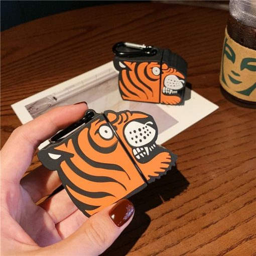 Bengal Tiger Premium AirPods Case Shock Proof Cover