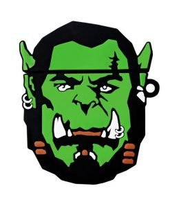 World of Warcraft | WOW 'Orc' Premium AirPods Case Shock Proof Cover