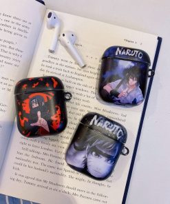 Naruto 'Obito' AirPods Case Shock Proof Cover