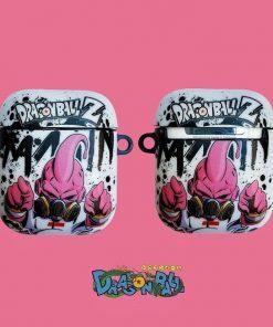 Dragon Ball Z | DBZ 'Majin Buu' AirPods Case Shock Proof Cover