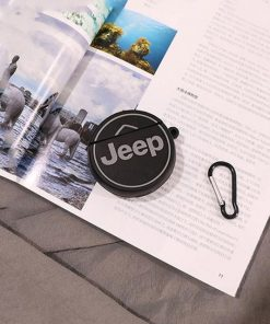 Jeep Premium AirPods Case Shock Proof Cover