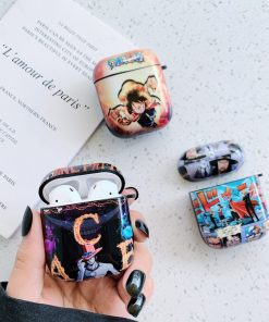 One Piece 'Shirtless Luffy' AirPods Case Shock Proof Cover