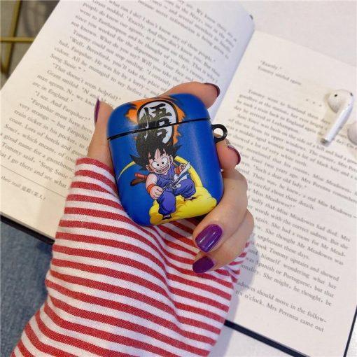 Dragon Ball Z | DBZ 'Goten' AirPods Case Shock Proof Cover