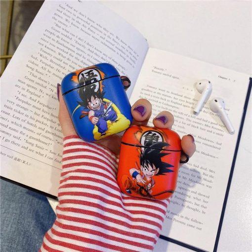 Dragon Ball Z   DBZ 'Son Goku' AirPods Case Shock Proof Cover