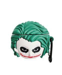 Batman 'Heath Ledger Joker Comic | The Dark Knight' Premium AirPods Case Shock Proof Cover