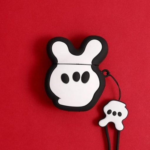 Mickey Mouse 'Deuces' Premium AirPods Case Shock Proof Cover