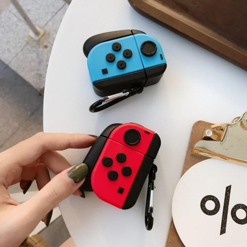 Gaming Console Controller Premium AirPods Case Shock Proof Cover
