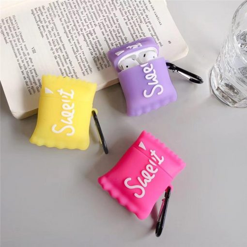 Sweet Package Premium AirPods Case Shock Proof Cover