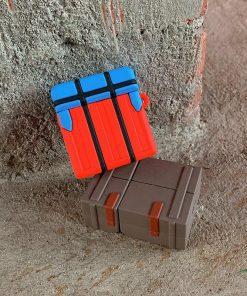 PUBG Air Drop Supply Crate Premium AirPods Case Shock Proof Cover
