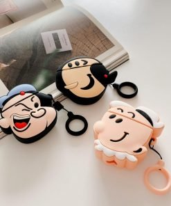Popeye 'Olive Oil' Premium AirPods Case Shock Proof Cover