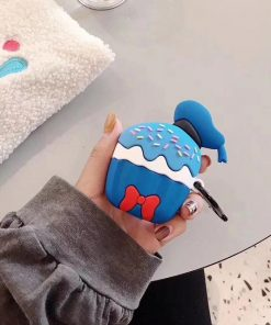 Donald Duck 'Cupcake' Premium AirPods Case Shock Proof Cover