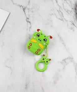 Cute Caterpillar Premium AirPods Case Shock Proof Cover