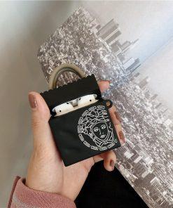 Versace Handbag Premium AirPods Case Shock Proof Cover