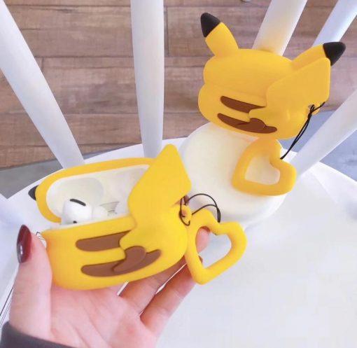 Pokemon 'Pikachu Booty' Premium AirPods Pro Case Shock Proof Cover