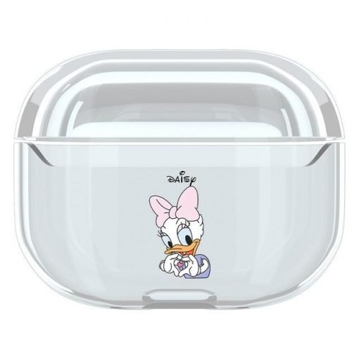 Disney Clear Acrylic AirPods Pro Case Shock Proof Cover