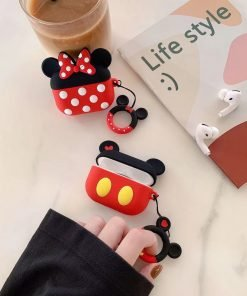 Disney 'Minnie Mouse' Premium AirPods Pro Case Shock Proof Cover