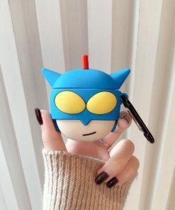 Crayon Shin Chan 'Action Kamen' Premium AirPods Case Shock Proof Cover
