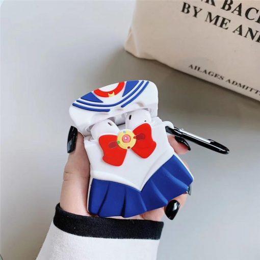 Sailor Moon 'Dress' Premium AirPods Case Shock Proof Cover