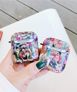 One Piece 'Mural' AirPods Case Shock Proof Cover