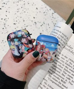 Anime Mural AirPods Case Shock Proof Cover