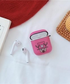 One Piece 'Comic Face' AirPods Case Shock Proof Cover