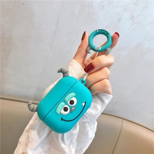 Monsters Inc. 'James 'Sully' Sullivan' Premium AirPods Pro Case Shock Proof Cover
