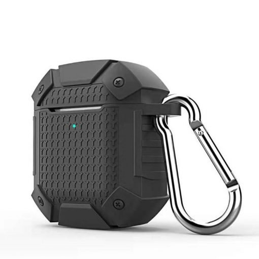 Heavy Duty Tough Armor Rugged AirPods Case Shock Proof Cover