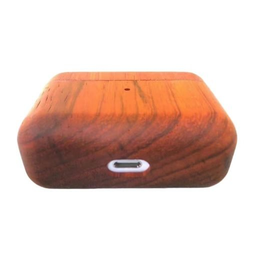 Wood AirPods Pro Case Shock Proof Cover